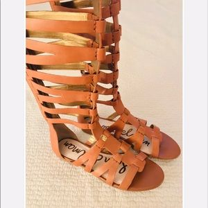 Sam Edelman Shoes - NEW Sam Edelman Bryant Tall Gladiator Sandals